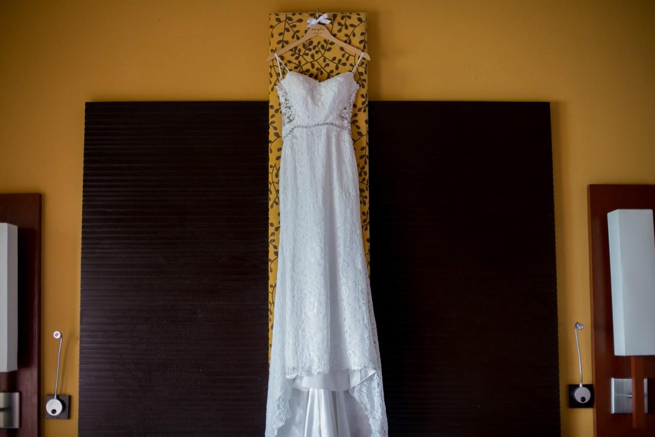 Bride Dress destination wedding