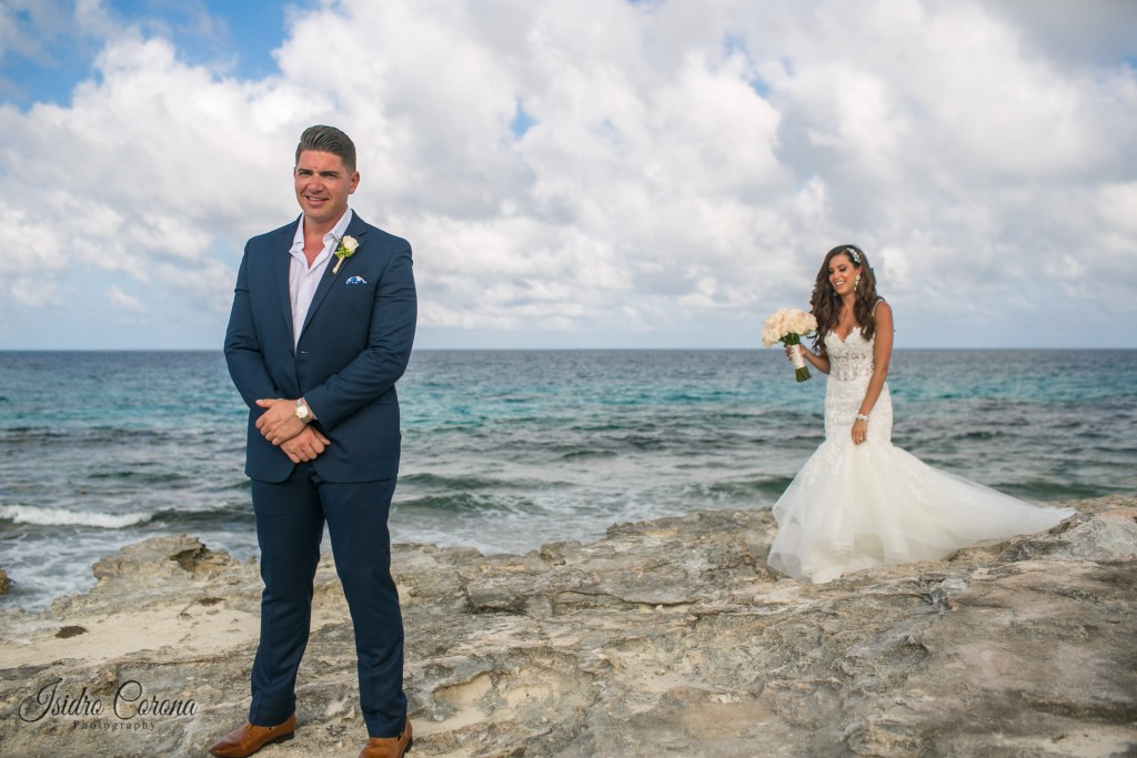 Nicole and Michael - Best day to Get Married at Hyatt Ziva