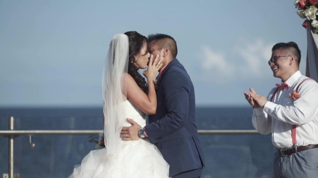 Fun, emotional wedding film - Dreams Riviera Cancun Resort and Spa