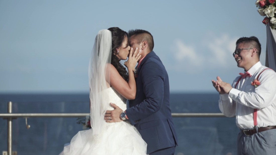 Fun, emotional wedding film - Dreams Riviera Cancun Resort and Spa