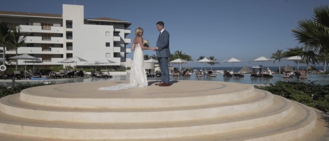 Amazing Wedding Day -Dreams Playa Mujeres
