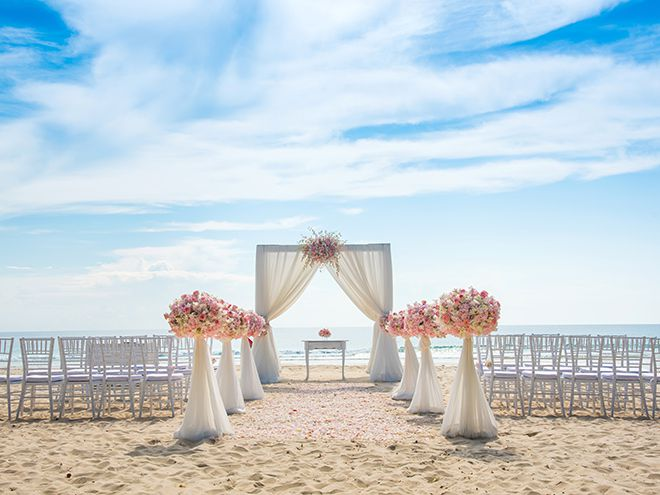 Wedding Day at Mandala Beach Club