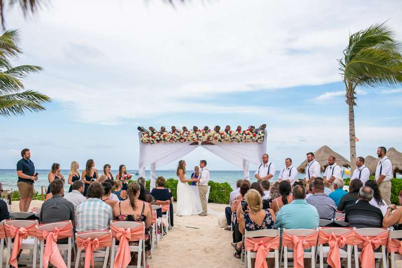 Destination Wedding Ocean Riviera Paradise