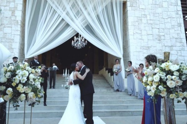 Amazing Persian Wedding at Dreams Riviera
