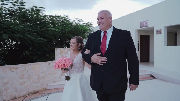 Destination Wedding Dreams Playa Mujeres ┃ Highlight Video