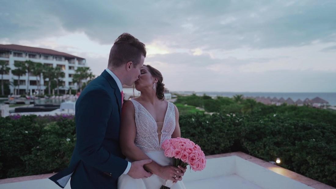 Wedding Video at Royalton Riviera Maya