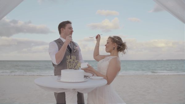 Destination Wedding - Secrets Playa Mujeres