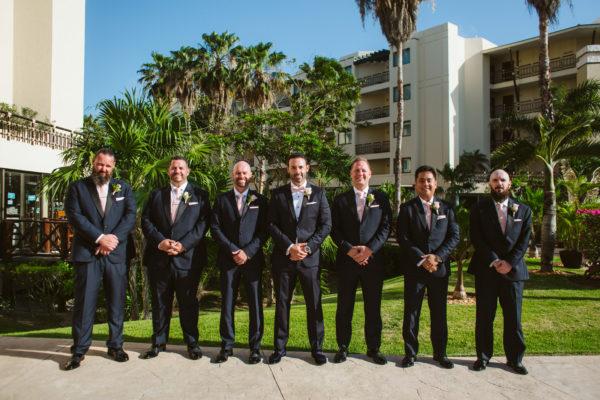 Destination Wedding at Dreams Playa Mujeres