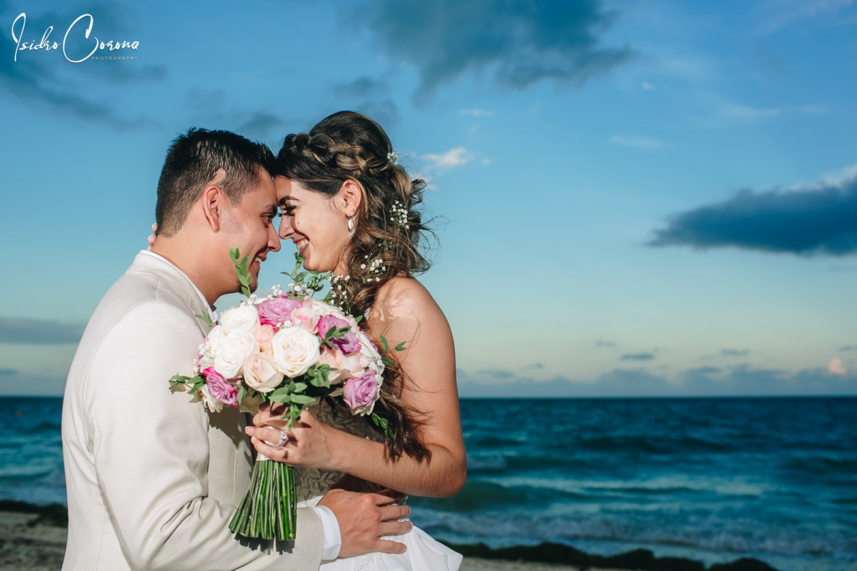 Secrets Playa Mujeres Cancun Wedding