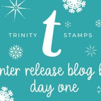 Trinity Stamps November Release