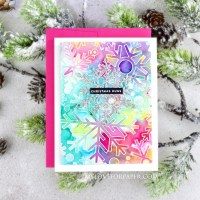 Simon Says Stamp Snowflakes