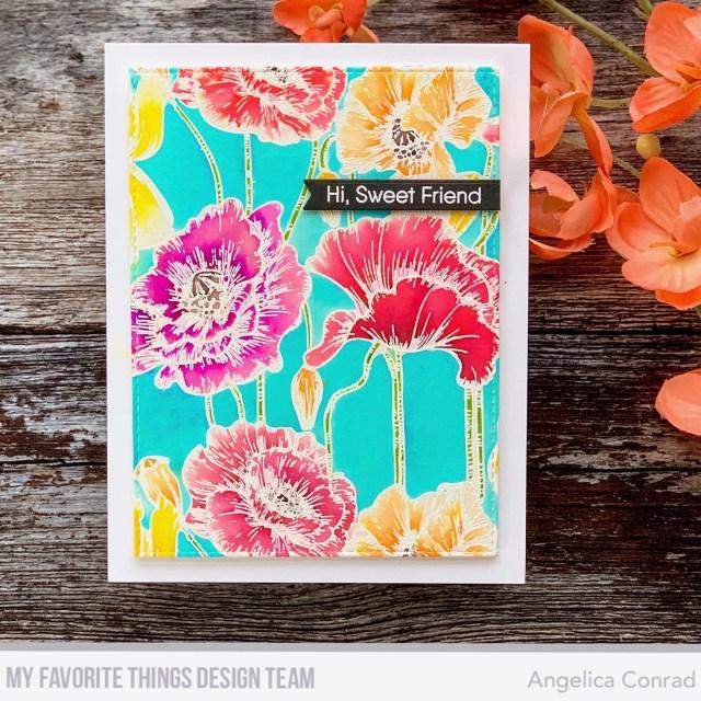May19 Poppy Card Kit