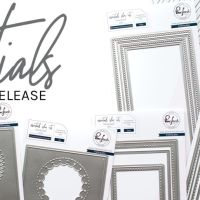 Pinkfresh Studio March 2020 Essentials Slim Cuts Release Blog Hop