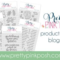 Pretty Pink Posh: June 2020 Release Blog Hop