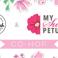 Pinkfresh Studio & My Sweet Petunia Co-Hop + Giveaway