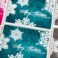 Colorado Craft Company Big And Bold Nordic Snowflakes