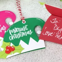 My Favorite Things: 25 Days of Christmas Tags