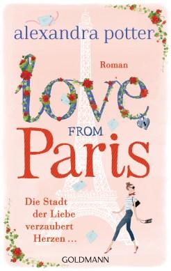 Love from Paris von Alexandra Potter
