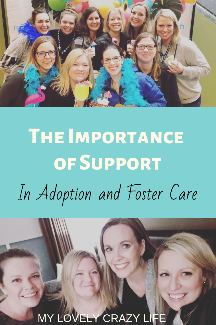 Adoption and foster care support