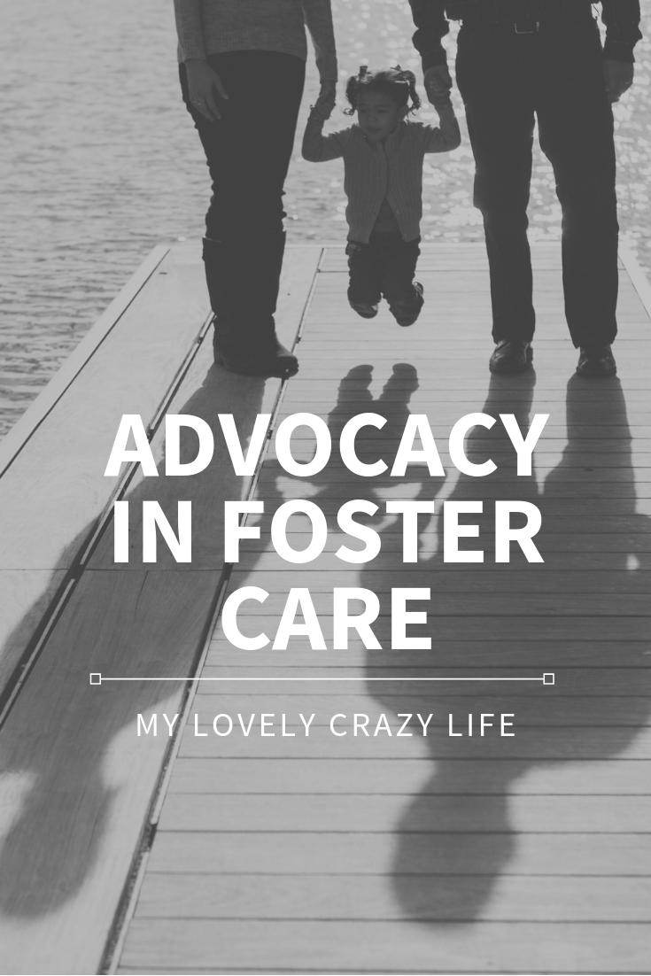 Advocacy in foster care