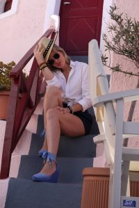 Alba Marina Otero fashion blogger from Mylovelypeople blog shares with you the best shoes you'll need this summer
