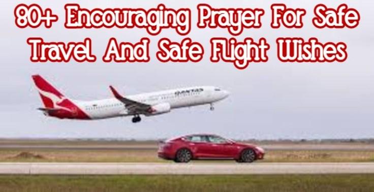 Prayer For Safe Travel