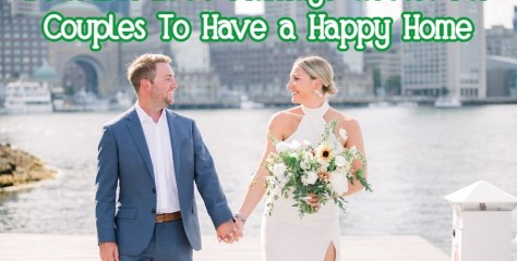 Beautiful Love Marriage Quotes For Couples To Have a Happy Home