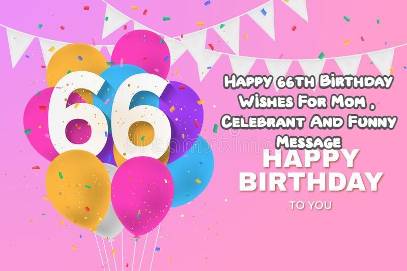 Happy 66th Birthday