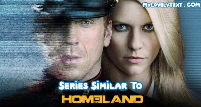 Shows Like Homeland