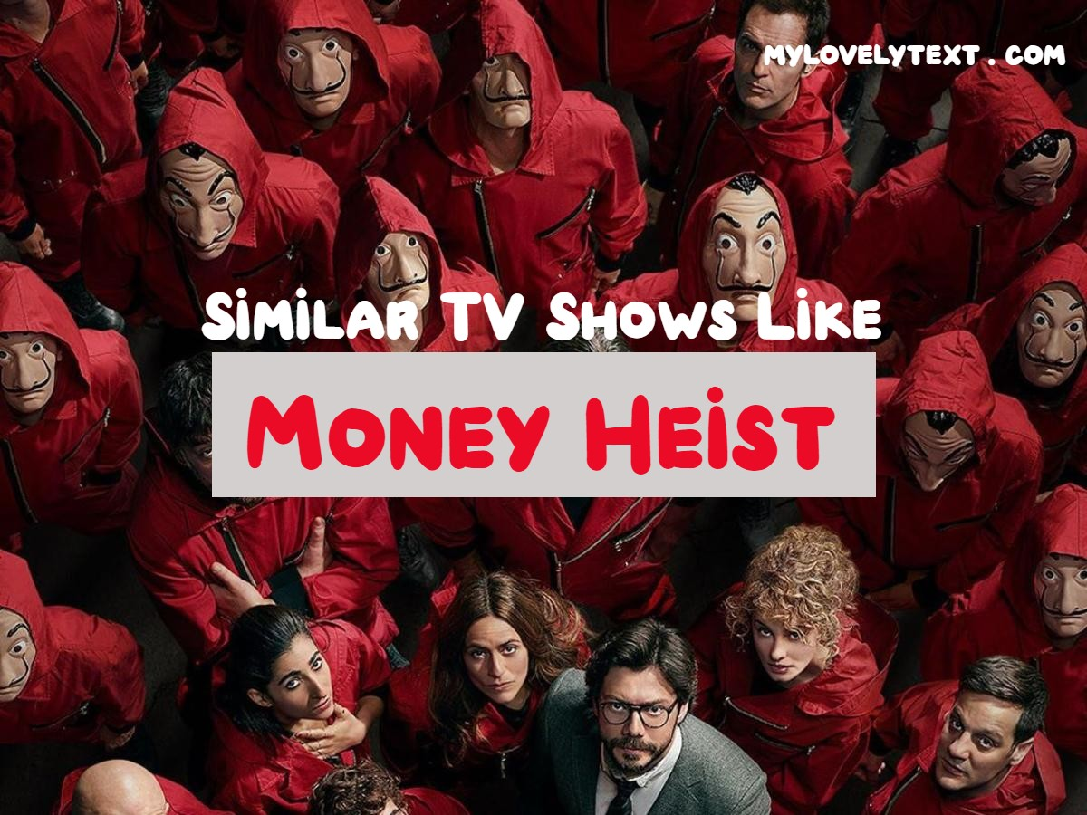 Shows Like Money Heist