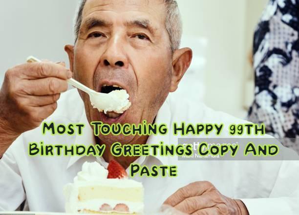 Happy 99th Birthday