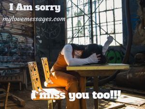 I Miss You Too Funny for Her