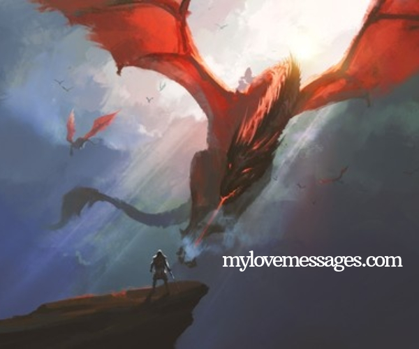 Dragon Quotes for Instagram Caption