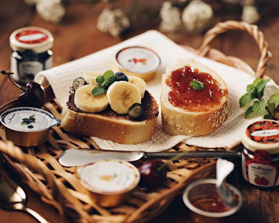果醬入菜照片