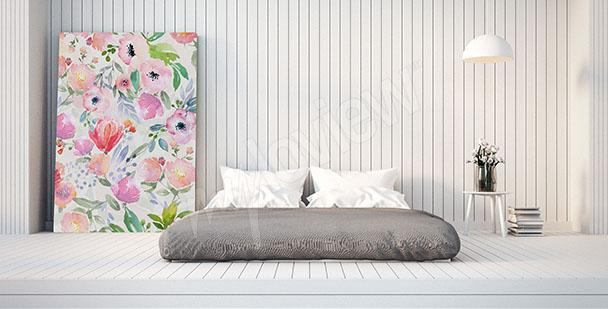 quadri per camera da letto moderna: Quadri Camera Da Letto Su Misura Della Parete Myloview It