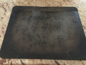 Baking sheet