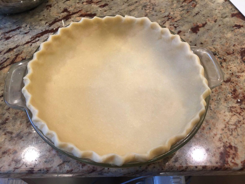 Single Crust Pie Shell