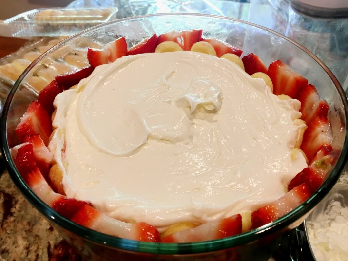 Trifle layers