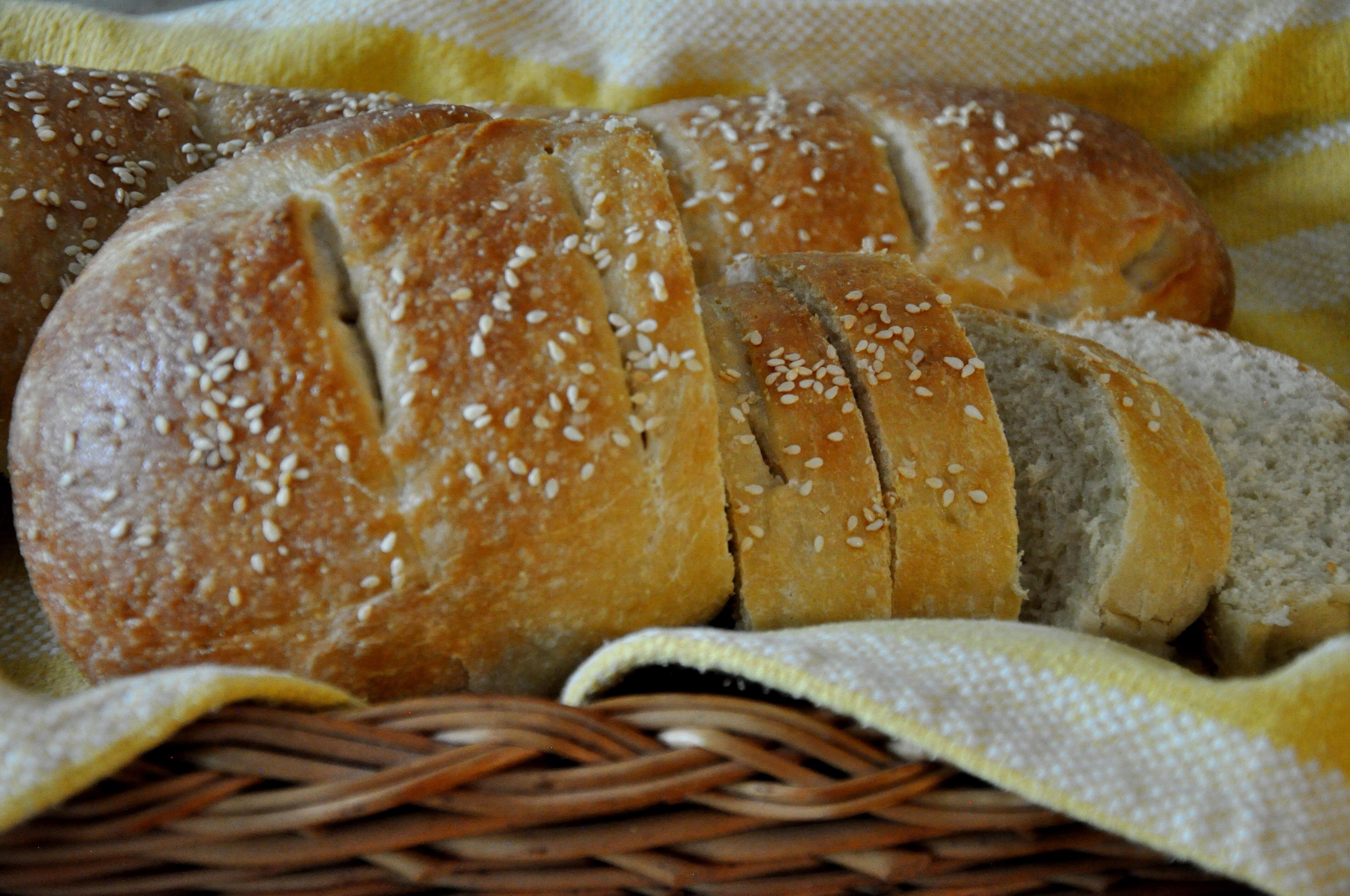 Homemade Italian Bread via @susanmylovingoven.com