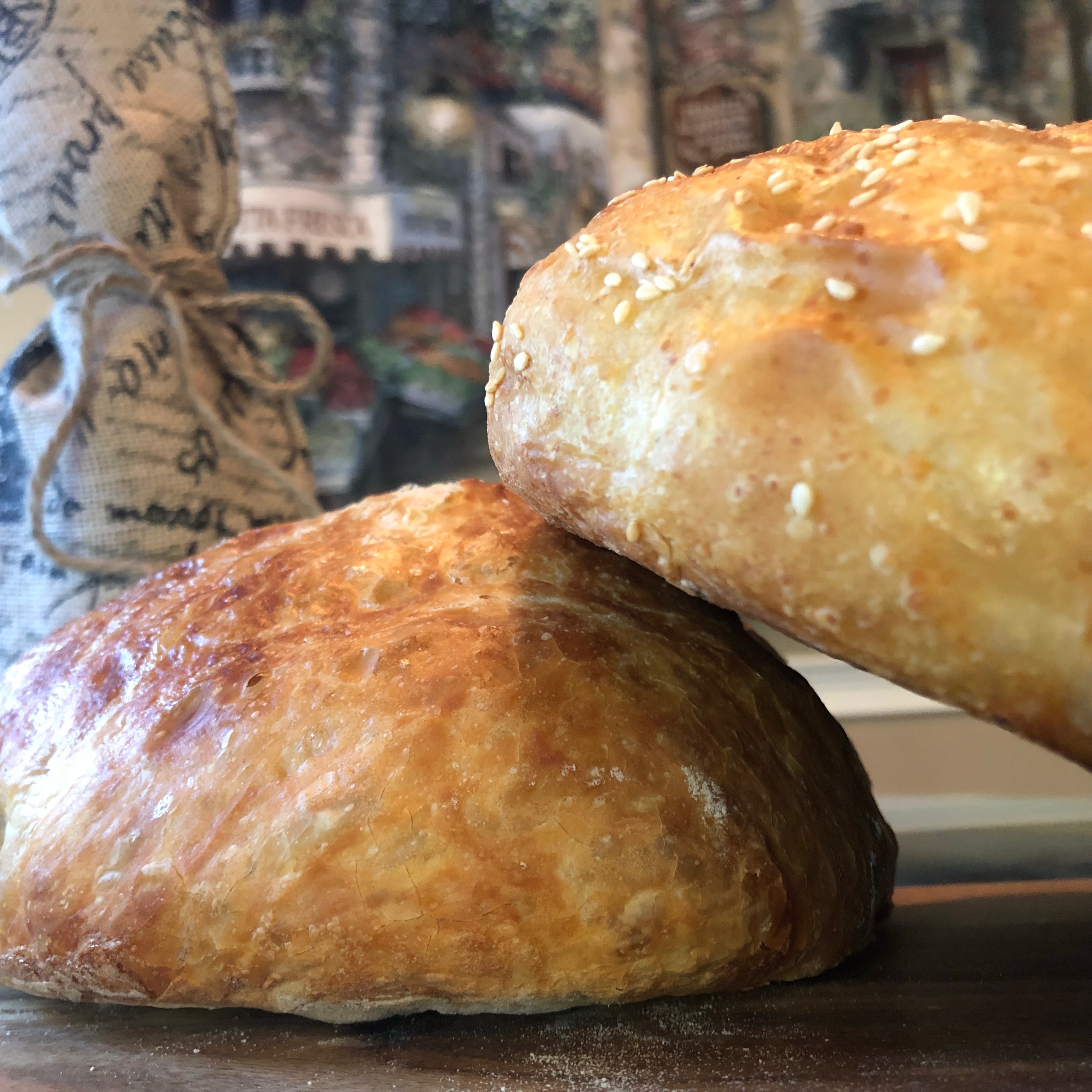 3 Deliciously Easy Artisan Bread Recipes via @susanmylovingoven.com