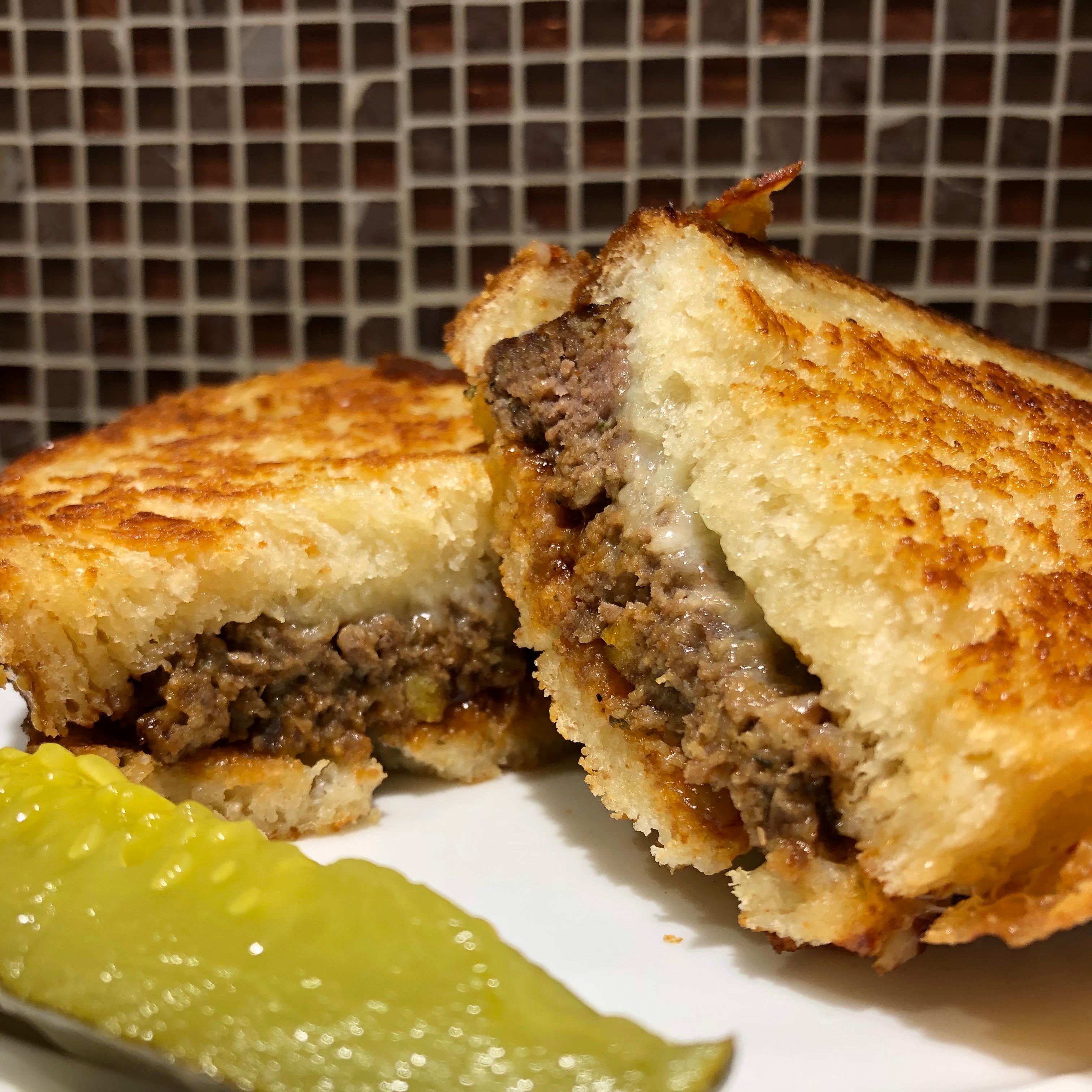 Day After Delectables: Grilled Meatloaf & Cheddar via @susanmylovingoven.com