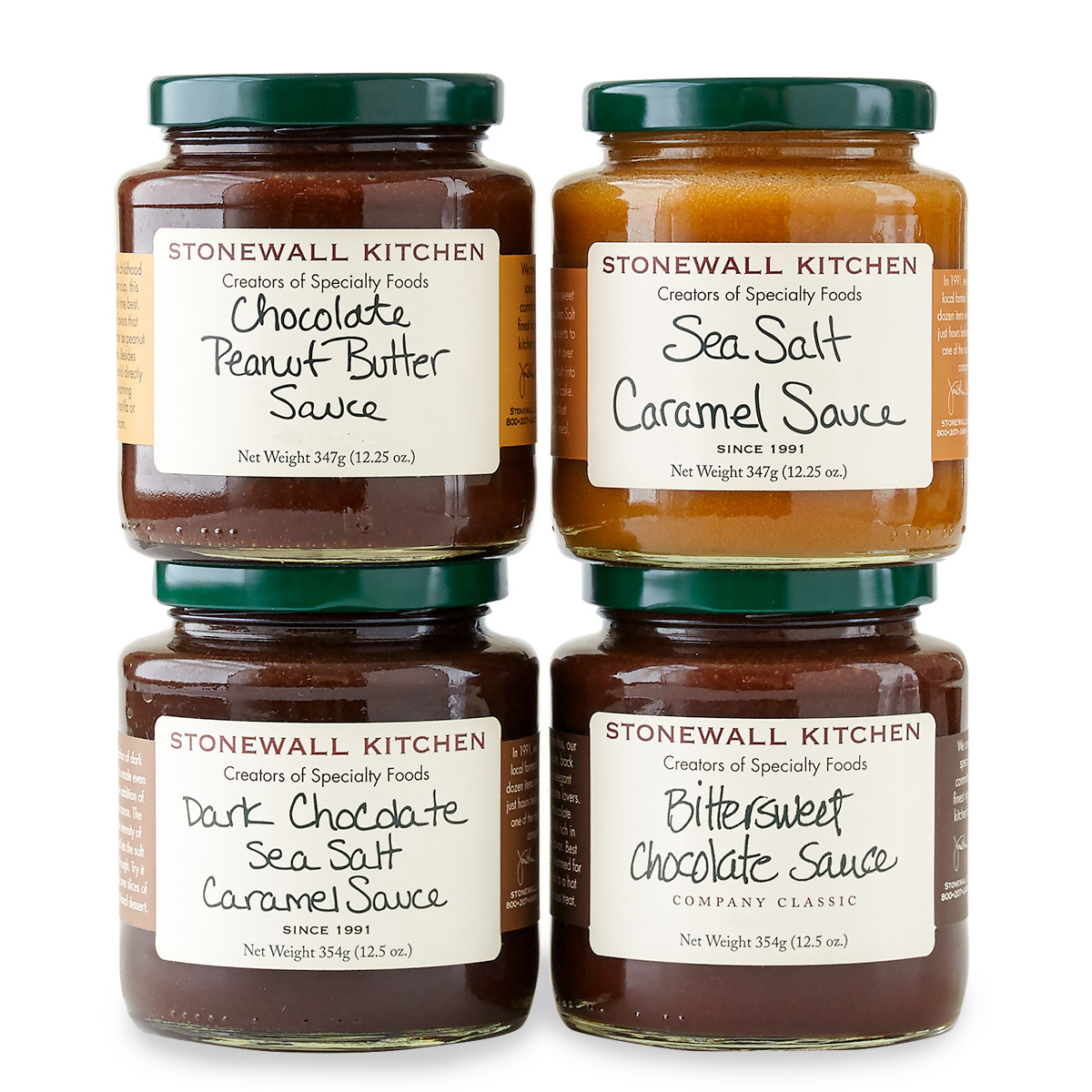 Dessert Topping Collection via @susanmylovingoven.com