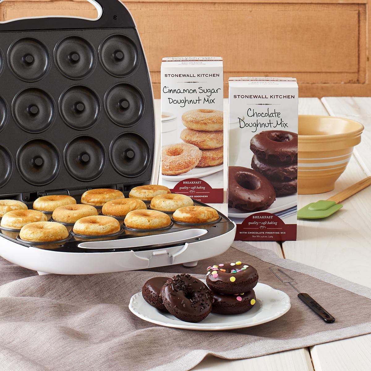 Doughnut Kit via @susanmylovingoven.com