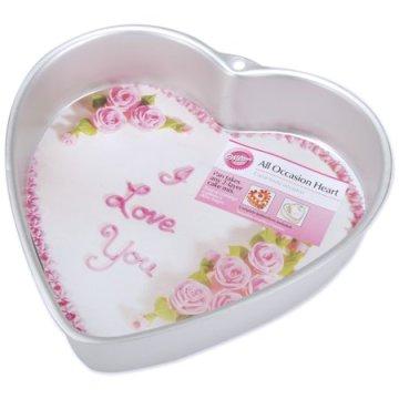 Heart shaped pans