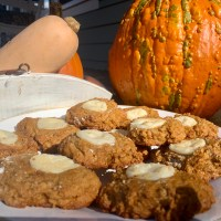 Pumpkin & Cream Cheese Breakfast Treats