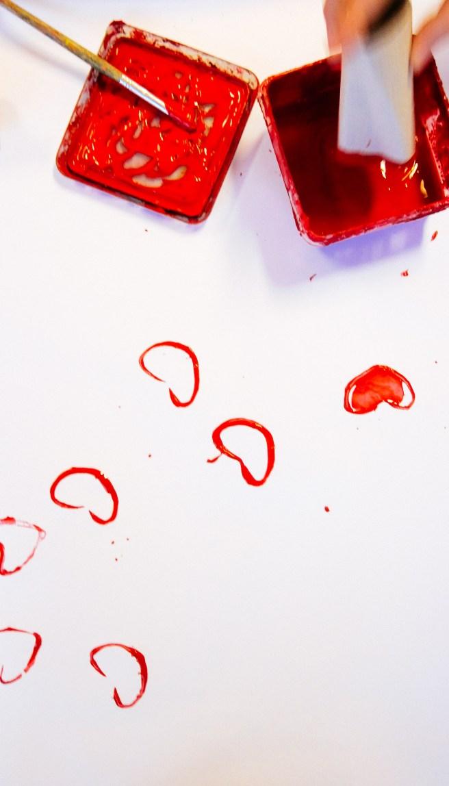 diy valentijnsdag