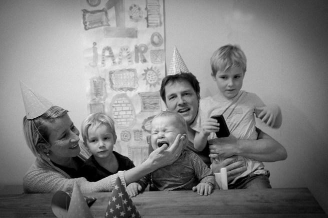 Verjaardags feest