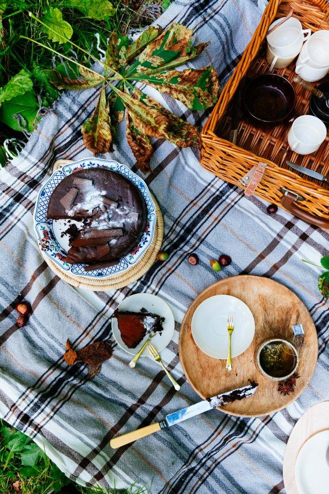 styling picknick