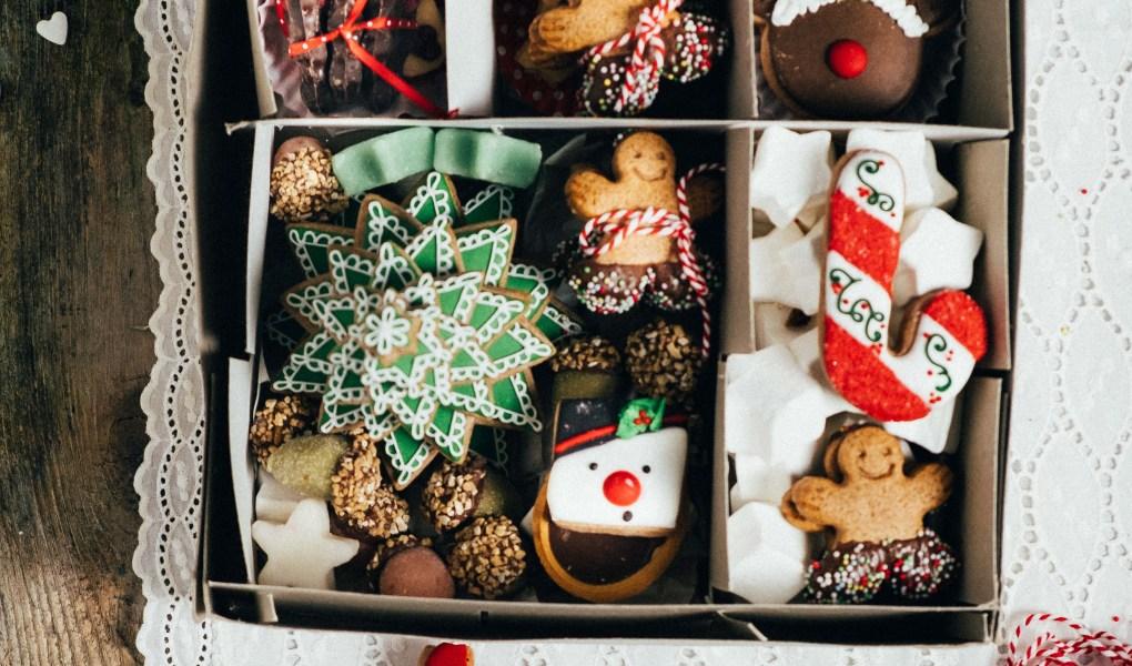 kerst koekjes