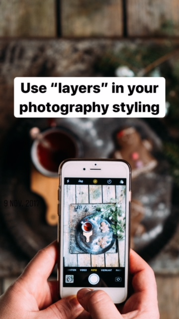 layers in photography